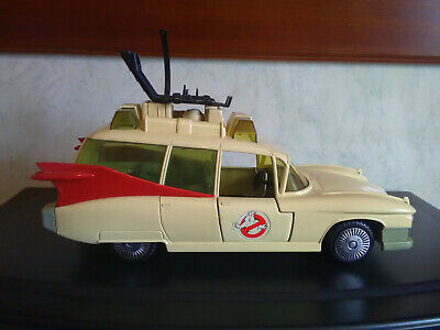 £25 • Buy Vintage Ghostbusters Ecto-1 Car ~ 1980s (Mexico Variant Yellow Sirens & Windows)