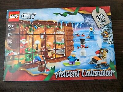 £11.40 • Buy Lego City Advent Calendar 2019, 60235, New & Unopened, DISCONTINUED