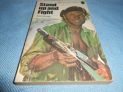 $3.44 • Buy Vintage Military History - STAND UP AND FIGHT - Emil Brigg - NEL, 1973