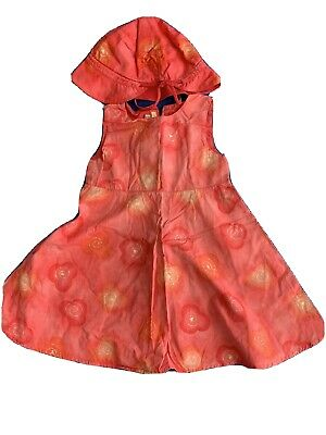 £6.99 • Buy Marese Girls Pink Cotton Designer 2 Piece Outfit Age 2 Years Size 86eu
