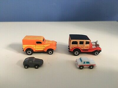 £12 • Buy Job Lot Bundle Of Galoob Micro Machines Insiders With Micro Cars Excellent Cond