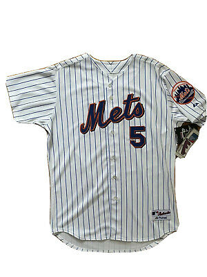 $31.14 • Buy David Wright #5 Majestic Athletic MLB Authentic New York Mets Jersey Size 48 NWT