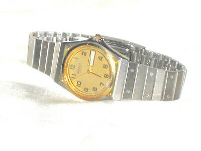 $22.50 • Buy Men's Vintage Caravelle By Bulova Swiss Movt Watch Working