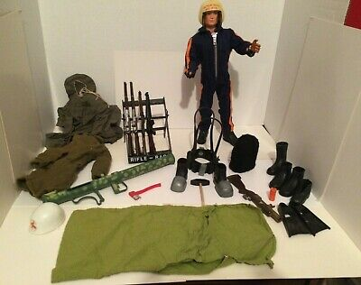 $ CDN62.93 • Buy 12 Inch Vintage GI Joe Action Man Huge Mix Lot Of Outfits & Accessories