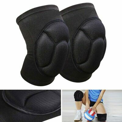 £6.60 • Buy Construction Knee Pads Support Cushion Gel Professional Comfort Leg Safety Work