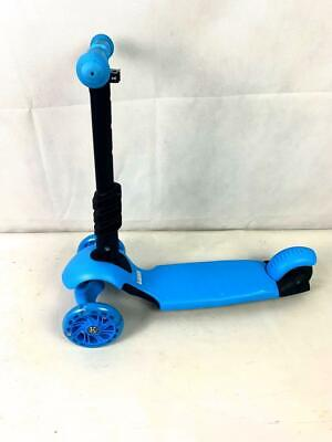 £24.99 • Buy STOTOY Toddler Micro Scooter, LED Flashing Wheels Adjustable Handlebar For Kids