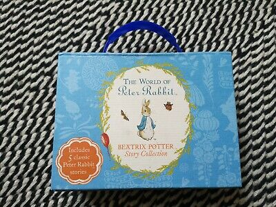 £7 • Buy The World Of Peter Rabbit Beatrix Potter Story Collection M&S Kids Lovely Gift