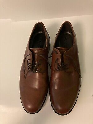 $35 • Buy Ecco Mens Dress Shoes Size 46 European Size 12 Us I'm New To Selling