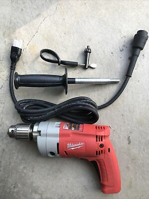"""$125 • Buy Milwaukee 0234-6  Magnum Holeshooter 1/2"""" Drill Drive Open Box Never Used"""