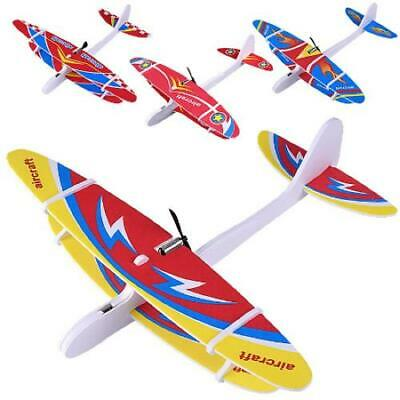 £5.89 • Buy Electric Hand Throwing Glider Plane Outdoor Park Foam Electric Flying  Aircraft