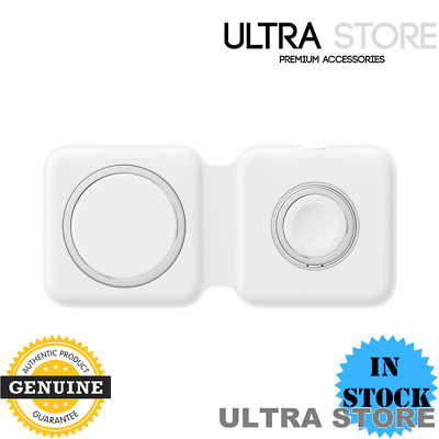 AU154.95 • Buy Genuine Original Apple MagSafe Duo Charger IPhone 12 Pro Max 11 X Watch