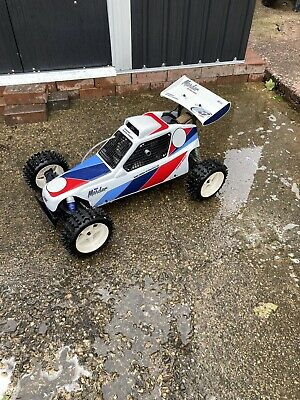 £550 • Buy FG Marder Off-Road Petrol 1:6 Large Scale Buggy - 26cc