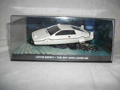 $ CDN17.29 • Buy James Bond 007 Collection Lotus Esprit Model Car Spy Who Loved Me Pre-owned