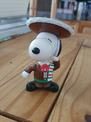 £5.99 • Buy McDonalds Happy Meal Toy 1999 World Tour - Around The World Snoopy - Mexico