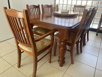 AU82 • Buy Dining Tsbles + 8 Chairs