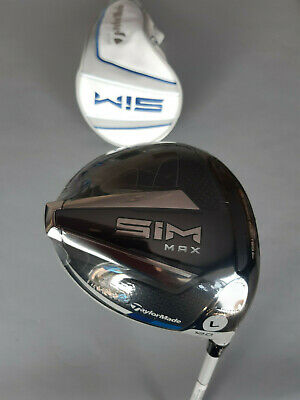 AU519.32 • Buy Taylormade Sim Max Ladies Flex Driver 12° Right Handed New
