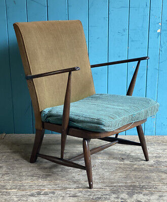£125 • Buy Mid Century Ercol Armchair Model 248 Windsor Easy Chair Project DELIVERY*
