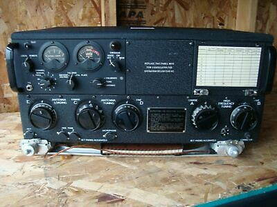 $2488.95 • Buy Collins Art-13 Part 344E T-47 Military Transmitter WWII U.S. Army Signal Corps