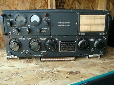 $2396.95 • Buy Collins Art-13 T-47 Military Transmitter WWII U.S. Army Signal Corps