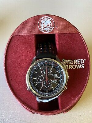 £175 • Buy Citizen Eco-drive Royal Air Force Red Arrows Wriswatch