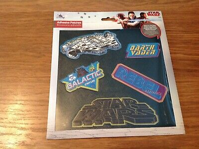 £3 • Buy Star Wars Adhesive Patches Glow In The Dark From Disney Store  Brand New