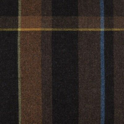 $54 • Buy 1.125 Yds Maharam Exaggerated Plaid Firth By Paul Smith Upholstery Fabric GT