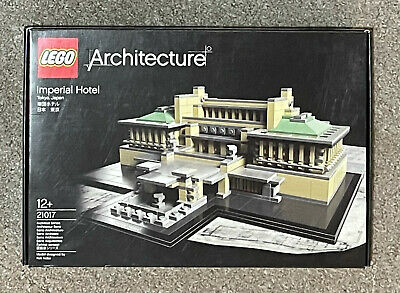 £115 • Buy LEGO Architecture Imperial Hotel 21017