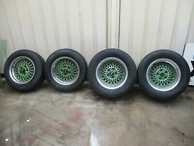 AU3000 • Buy Simmons Wheels Suit Torana Hatch, Or Ford Coupe, Xd,xe With Flares 10x15 10x8