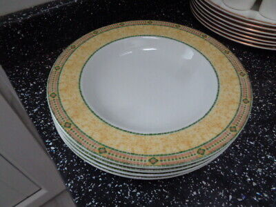 £40 • Buy Wedgwood Home Florence Soup Plates X 4