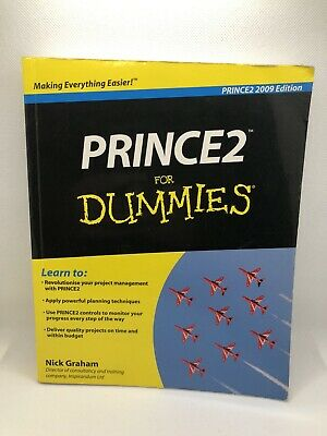 £20 • Buy PRINCE2 For Dummies (2010) & Passing PRINCE2 Exam For Dummies