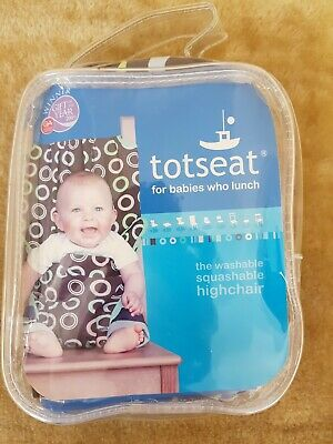 £5 • Buy Totseat Travel Booster Seat - Brown - Brand New
