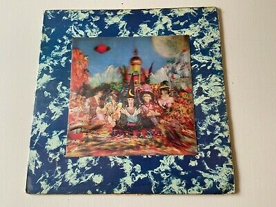 £7.50 • Buy The Rolling Stones - Their Satanic Majesties Request (MONO) 3D Sleeve (Inner)