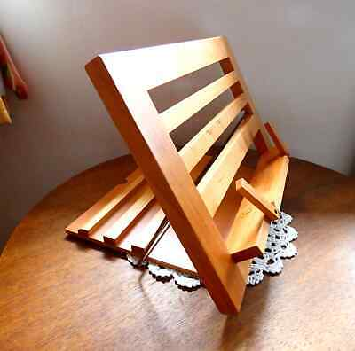 £5 • Buy Wooden Book Stand