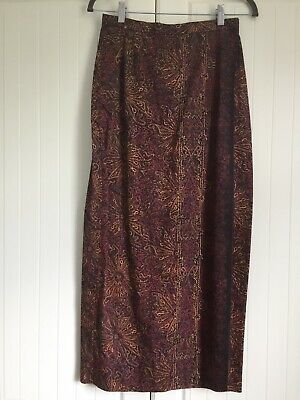 £10 • Buy Peruvian Connection Wrap Skirt Size 6