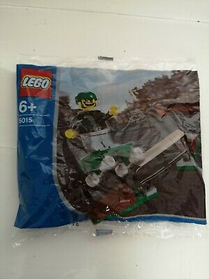 £7 • Buy Lego Sports  SKATEBOARDER  5015 Rare Promo Exclusive 2003 Factory Sealed Polybag