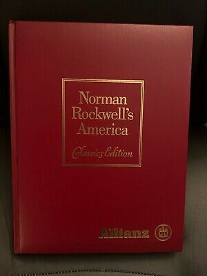 $ CDN18.24 • Buy NORMAN ROCKWELL'S AMERICA CLASSICS EDITION Padded Hardcover Book Used