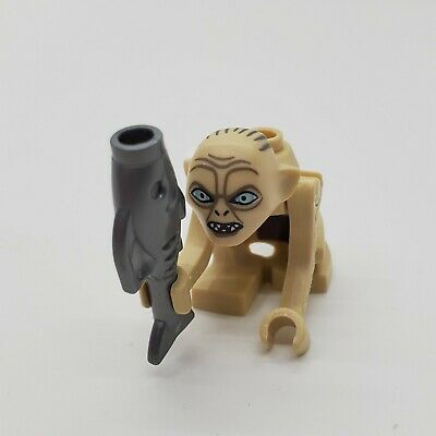 £6.47 • Buy LEGO Gollum Lord Of The Rings Hobbit Minifigure 79000 79004 79013 Lor031