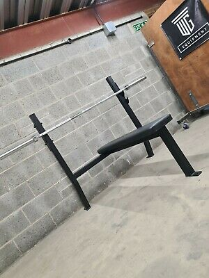 £600 • Buy WG Equipment Flat Olympic Commercial Gym Chest Bench Press