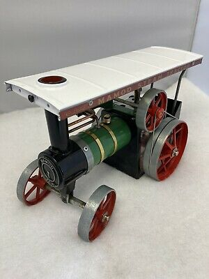 £50 • Buy Mamod TE1A Live Steam Model Traction Engine Working Condition.
