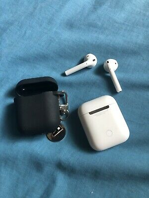 AU58 • Buy Apple AirPods 2nd Generation With Charging Case