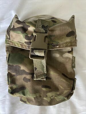 £12.70 • Buy Mtp Multicam Molle Webbing Pouch Tactical Utility Warrior Assault Systems