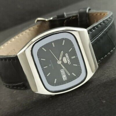 $ CDN26.81 • Buy OLD VINTAGE SEIKO 5 AUTOMATIC JAPAN MENS DAY/DATE WATCH 457d-a229397-2