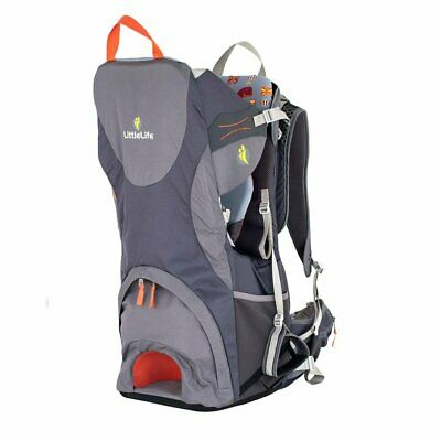 £149.95 • Buy **LittleLife Cross Country S4 Child Carrier (Grey) - NEW WITH TAGS**