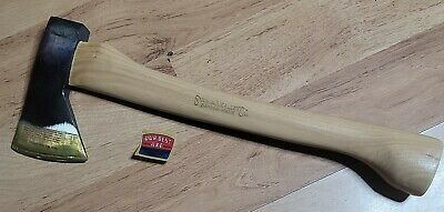 $89.99 • Buy Vintage Snow & Nealley Mini Kindling Axe - Never Used Maine Ax