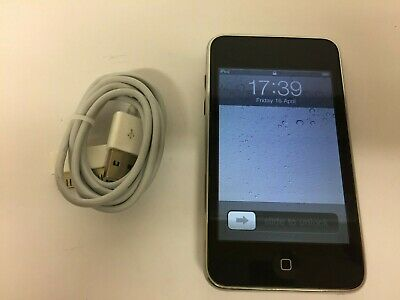 £67.99 • Buy Genuine Apple IPod Touch 2nd Generation (Late 2008) Black (32GB) MB533BT A1288