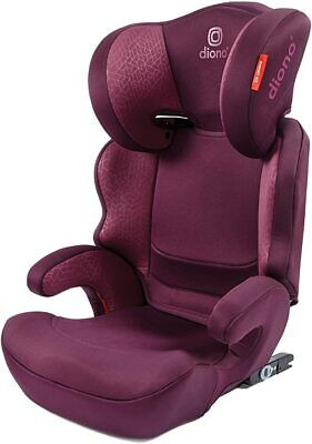 £79.95 • Buy Diono Everett NXT Fix Slimfit Lightweight High Back Booster Car Seat With ISOFIX