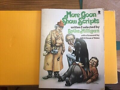£2 • Buy More Goon Show Scripts By Spike Milligan 1974