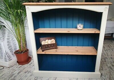 £13.50 • Buy Upcycled Cabinet Bookcase Solid Pine