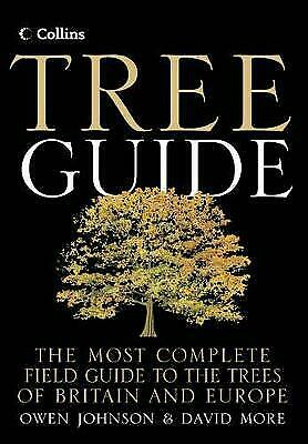 £10 • Buy Collins Tree Guide, Owen Johnson, Very Good, Paperback Book