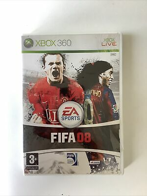 £2.38 • Buy FIFA 08 Xbox 360 Game FAST DISPATCH UK